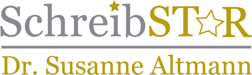 Logo Schreibstar, Dr. Susanne Altmann